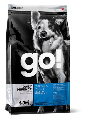 Go עוף לכלבים פעילים 2.7 קג – Go Dayli care 2.7 KG