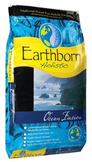 Earthborn ארטבורן דגים 12 קג