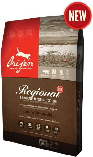 אוריג'ן REGIONAL RED 2.27 kg