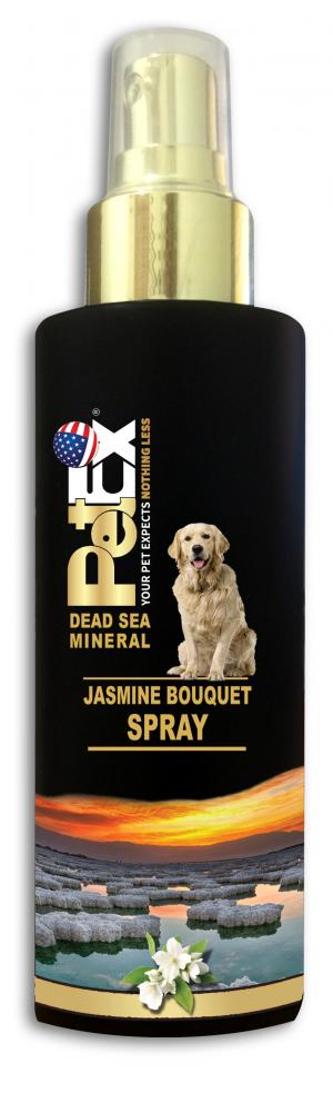 בושם לכלב בניחוח יסמין בוקט עם מינרלים מים המלח
